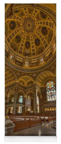 St Josaphat Basilica Milwaukee W I Yoga Mat