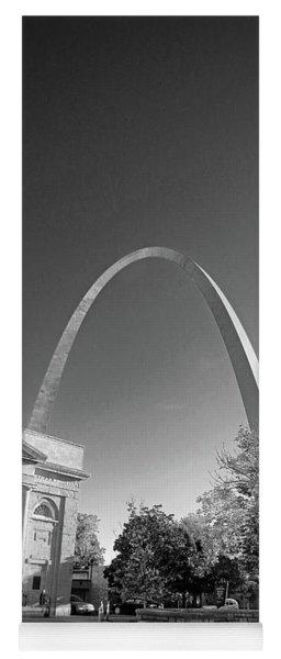 St. Louis Arch Yoga Mat