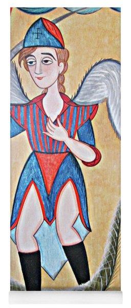 St. Michael Archangel - Aomkl Yoga Mat