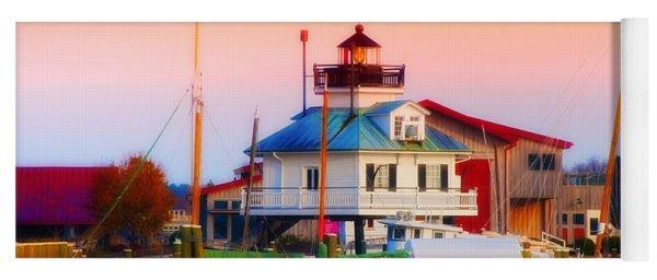 St. Michael's Lighthouse Yoga Mat