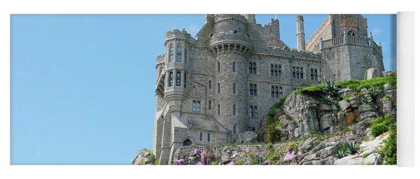 St Michael's Mount Castle Yoga Mat