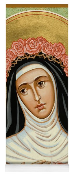 St. Rose Of Lima - Jcroa Yoga Mat