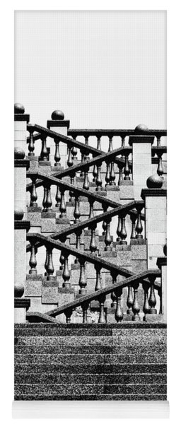 Stairs #2857 Yoga Mat