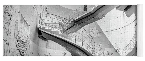 Stairs Cartagena Yoga Mat