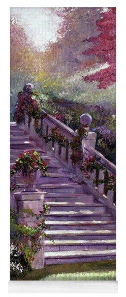 Stairway To My Heart Yoga Mat