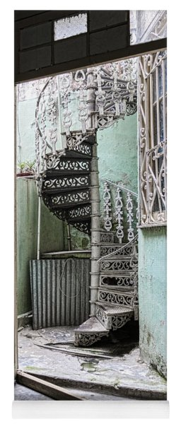 Stairway To Up Yoga Mat