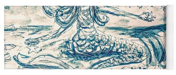 Star Bearer Mermaid Yoga Mat