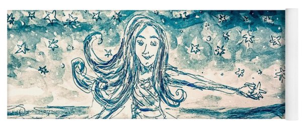 Star Bearer Mermaid Yoga Mat