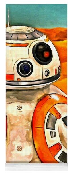 Star Wars Bb-8 - Da Yoga Mat