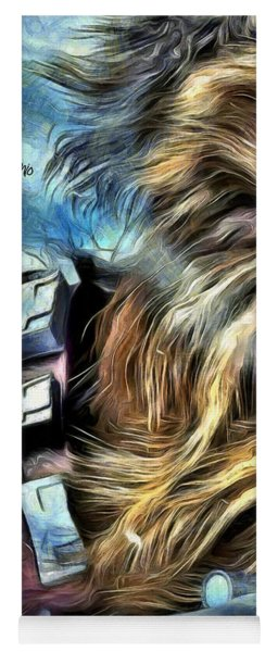 Star Wars Chewbacca Yoga Mat