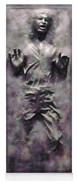 Star Wars Han Solo Frozen In Carbonite - Pa Yoga Mat