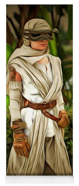 Star Wars Rey 2 Yoga Mat