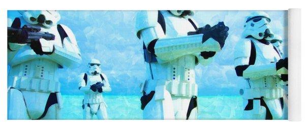 Star Wars Stormtrooper Patrol - Da Yoga Mat
