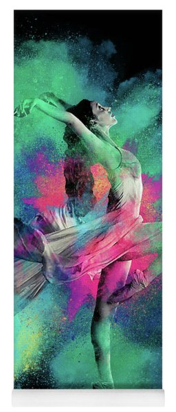 Stardust Dancer Yoga Mat