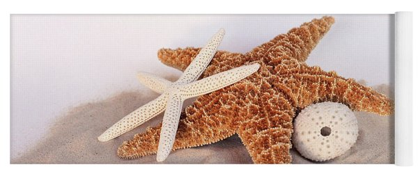 Starfish Still Life Yoga Mat