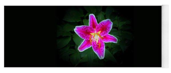 Stargazer Lily 6 Yoga Mat