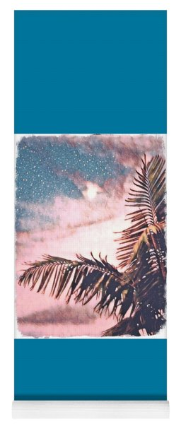 Starlight Palm Yoga Mat