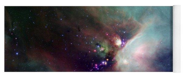Stars In The Rho Ophiuchi Cloud Complex Yoga Mat