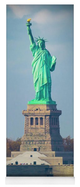 Statue Of Liberty 2 Yoga Mat