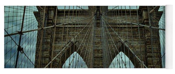 Steadfast - Brooklyn Bridge Yoga Mat
