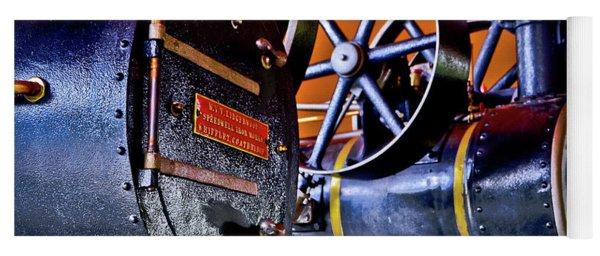 Steam Engines - Locomobiles Yoga Mat