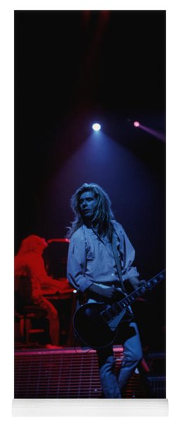Steve Clark And Rick Allen Yoga Mat