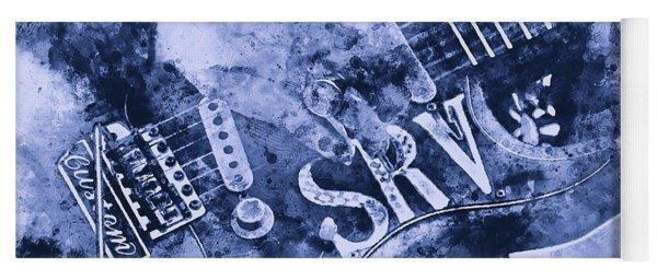 Stevie Ray Vaughan - 04 Yoga Mat