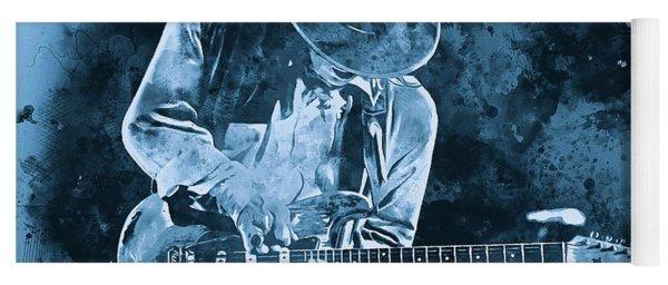 Stevie Ray Vaughan - 12 Yoga Mat
