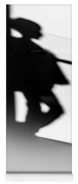 Still Shadows Yoga Mat