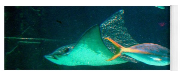 Sting Ray Yoga Mat