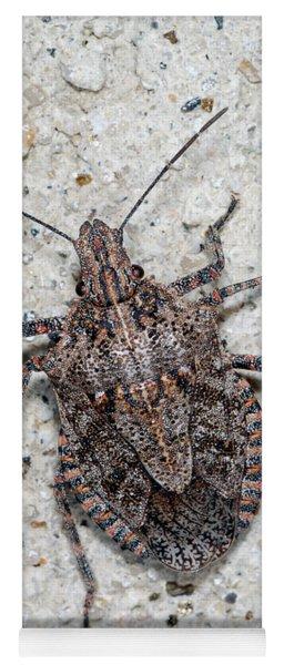 Stink Bug Yoga Mat