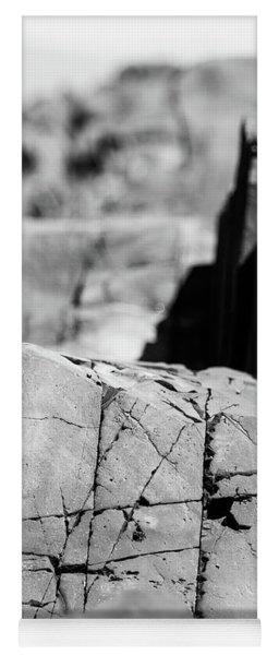 Stone Architecture Yoga Mat