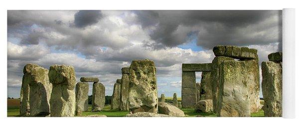 Stonehenge Monument Yoga Mat
