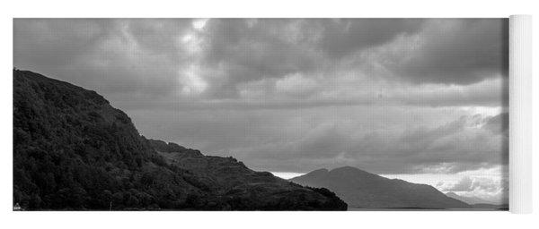Storm On The Isle Of Skye, Scotland Yoga Mat