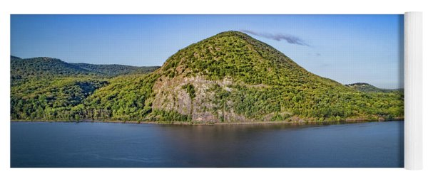 Storm King Mountain From Breakneck Ridge Yoga Mat