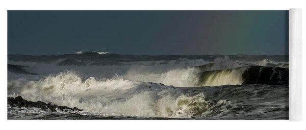 Stormlight Seaside Cove Yoga Mat