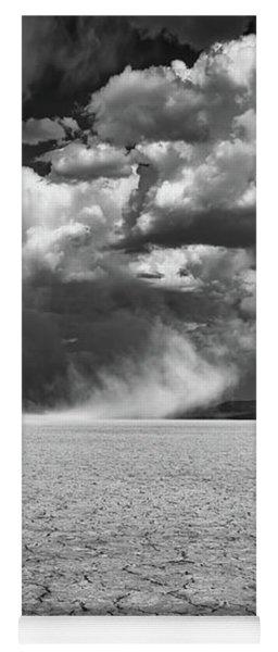 Stormy Alvord Yoga Mat