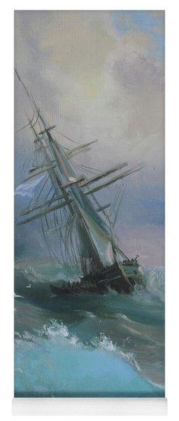 Stormy Sails Yoga Mat