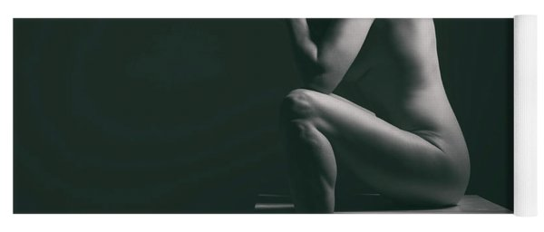 Studio Nude Seated Yoga Mat