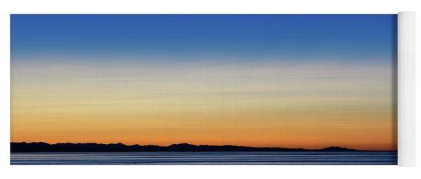Stunning Sunset I Yoga Mat