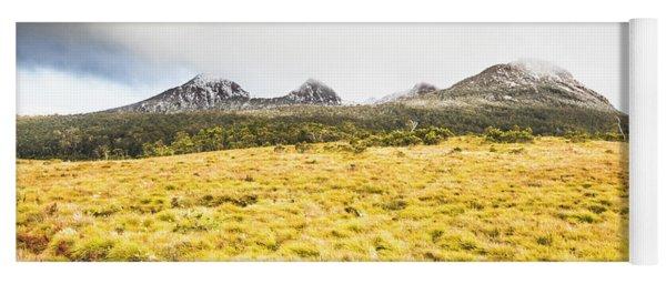 Sub Alpine Range Yoga Mat