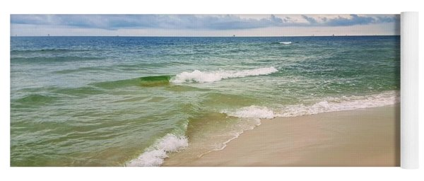 Sublime Seashore  Yoga Mat