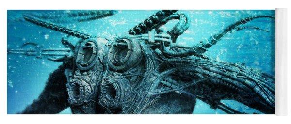 Submarine Yoga Mat