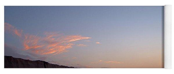 Summer Dawn Yoga Mat