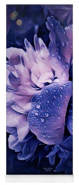 Summer Rain Yoga Mat