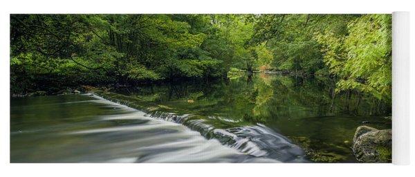 Summer River Llugwy Yoga Mat