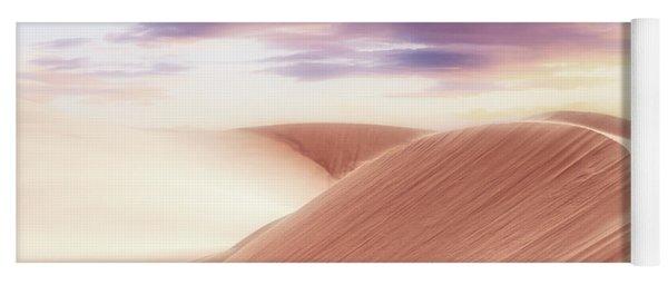 Summer Sands Yoga Mat