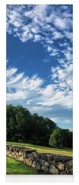 Summer Sky Yoga Mat