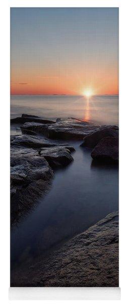 Summer Solstice, Halibut Pt. Yoga Mat