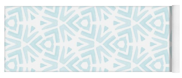 Summer Splash- Pattern Art By Linda Woods Yoga Mat